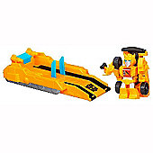 Transformers Bot Shots Brawlers Launchers- Assortment – Colours & Styles May Vary