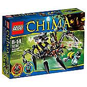 LEGO Chima Sparratus Spider Stalker 70130