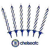 Chelsea FC Candles