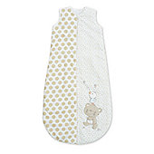 Mothercare Baby Bedding Bear and Friends Sleeping Bag 1 Tog Size 6-18 months