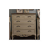 Alterton Furniture Chateau 2 Over 3 Drawer Chest