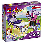LEGO DUPLO Sofia the First Sofia the First Magical Carriage 10822