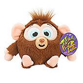Zigamazoo 10cm Giggling Soft Toy - Purple Monkey