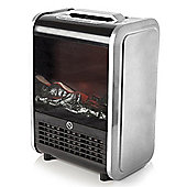 WL46011S Warmlite 1500W Mini Fireplace Heater