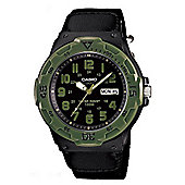 Casio Gents Strap Watch MRW-200HB-1BVEF