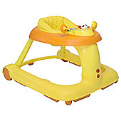 Chicco 123 Baby Walker, Orange
