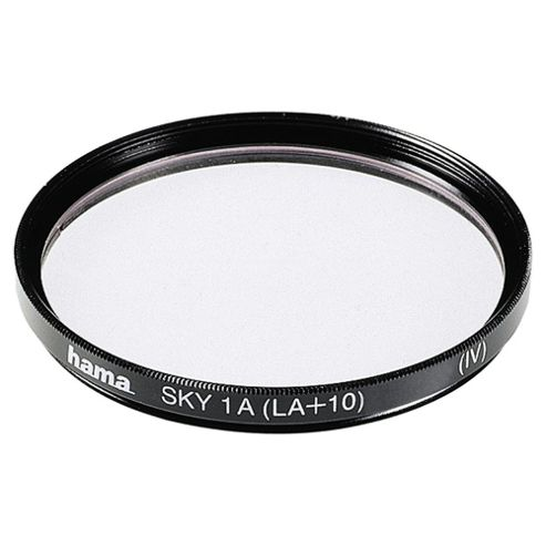 Hama Skylight Filter Both Sides coated 1A (LA+10) 58 mm