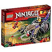 LEGO Ninjago Anacondrai Crusher 70745