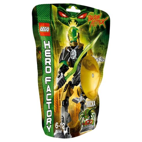 LEGO Hero Factory Rocka
