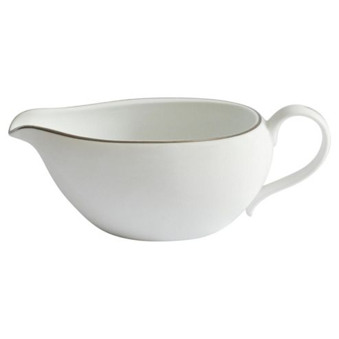 Tesco Platinum Band Gravy Boat