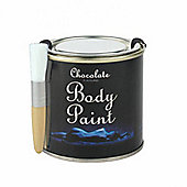 Chocolate Body Paint Tin