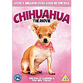 Chihuahua The Movie DVD