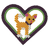 Hama Beads Heart & Cat Starter Box