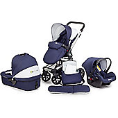 KinderKraft Travel System Package (Navy)