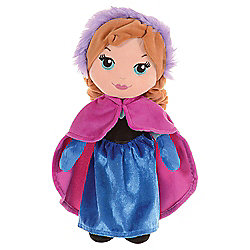 Disney Frozen Anna Cute Large Soft Toy