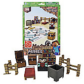 Minecraft Papercraft Utility 30pc Pk