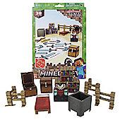 Minecraft Papercraft Utility 30pc Pk