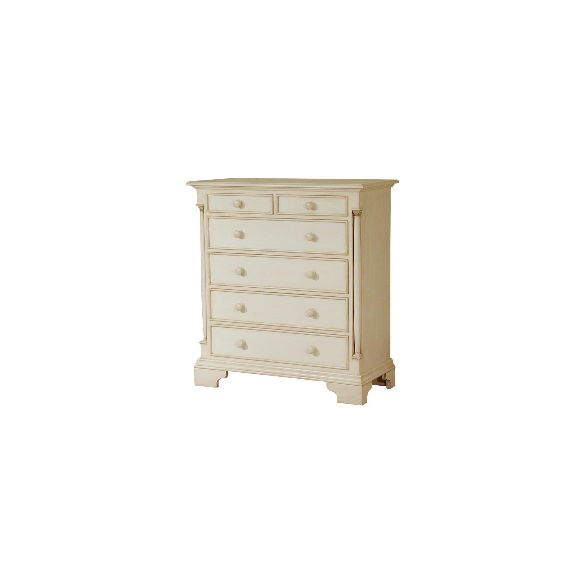 Alterton Furniture Canterbury 2 Over 4 Drawer Chest at Tesco Direct
