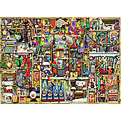 The Christmas Cupboard - Colin Thompson - 1000pc Puzzle