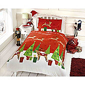 Rapport Believe In Magic Christmas Duvet Cover Set - Small Single -Toddler