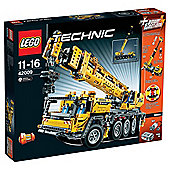 LEGO Technic Mobile Crane MK II 42009