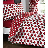 Etoile, Red Star Single Duvet