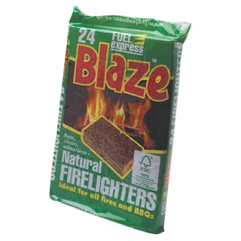 Buy Fuel Express Fire Lighter Cubes Pack Of 24 From Our BBQ Winter Fue