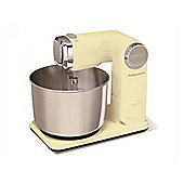 Folding Stand Mixer Cream 3.5 Litre Capacity 6 Speed settings