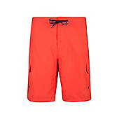 Mountain Warehouse Ocean Mens Boardshorts - Orange