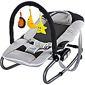 Caretero Astral Baby Bouncer (Grey)