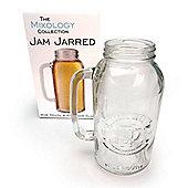 Jam Jar Beer Stein Drinking Glass