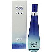 Davidoff Cool Water Wave Eau de Toilette (EDT) 100ml Spray For Women