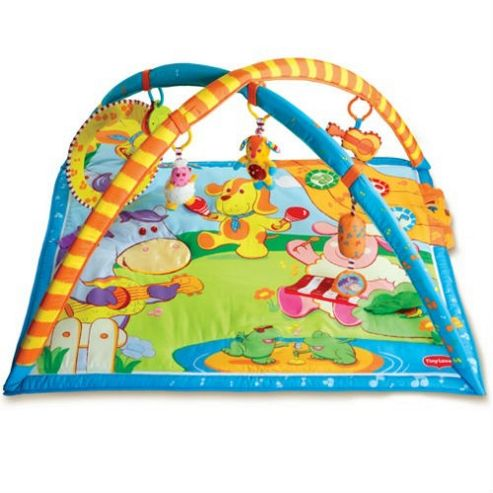 Tiny Love Gymini Activity Mat Animal Concert