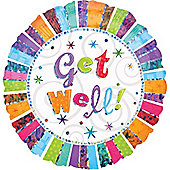 18' Radiant Get Well (each)