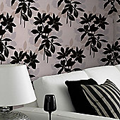 Graham & Brown LLB Velvet Undergrowth Wallpaper