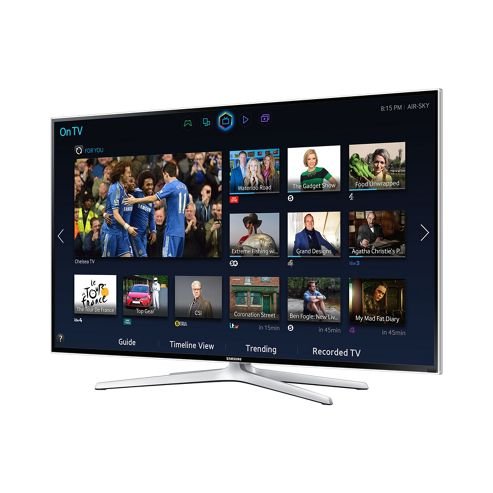 Samsung UE32H6400 32 inch 3D LED Smart TV BlK 400Hz HD Freeview HDMI WiFi
