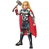 Age of Ultron Thor Deluxe - Child Costume 6-7 years