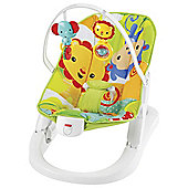 Fisher Price Foldable Baby Bouncer