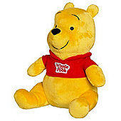 Tomy Winnie the Pooh POOH Soft Toy With Sounds