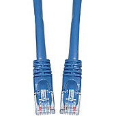 StarTech Patch cable RJ-45 (M) RJ-45 (M) 10 ft UTP (Blue)