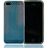 Apple iPhone 5 - gSHELL Tough All-Body Gel Case - Smoke White