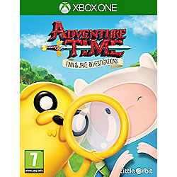 Adventure Time: Finn & Jake Investigations Xbox One