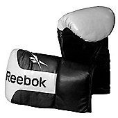 Reebok PU Boxing Bag Gloves - Black