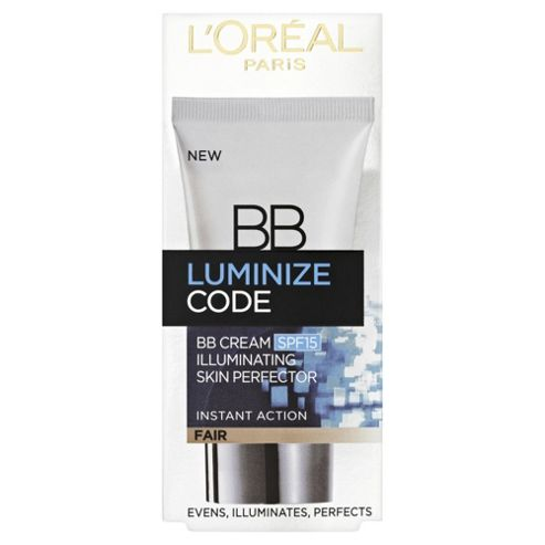 L'Oreal Paris Youth Code Luminize Code BB Cream Fair SPF15 50ml