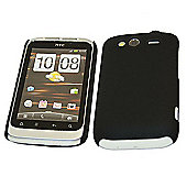 iTALKonline Mesh Hard Case - HTC WildFire S - Black