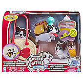 Chubby Puppies and Friends Fashion Carrier Pack