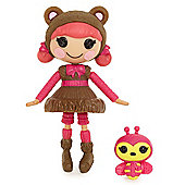 Mini Lalaloopsy Doll- Teddy Honey Pots