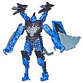 Transformers Age of Extinction - Dinobot Strafe Power Attacker Figure