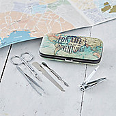 Explorer Manicure Set