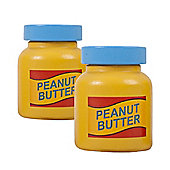 Bigjigs Toys Spreads (Pack of 2 - Peanut Butter)
